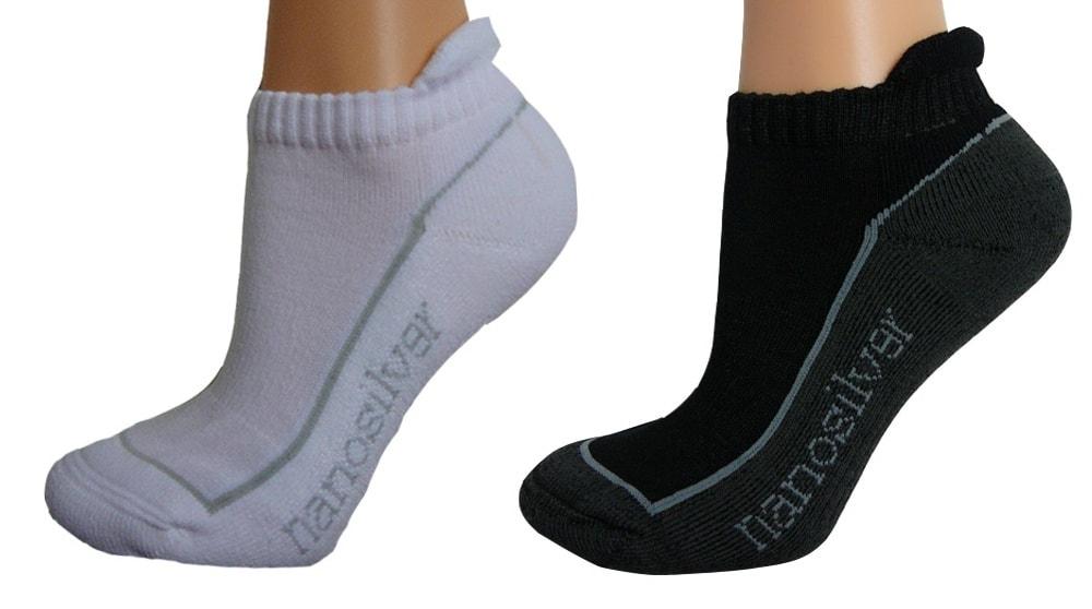 55db27e27fd Kotníkové ponožky nanosilver