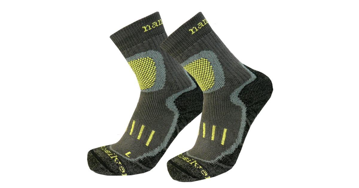 e03d20d62cf Antibakteriální ponožky se stříbrem