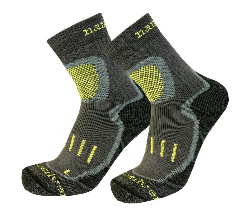 trekové ponožky Nanosilver