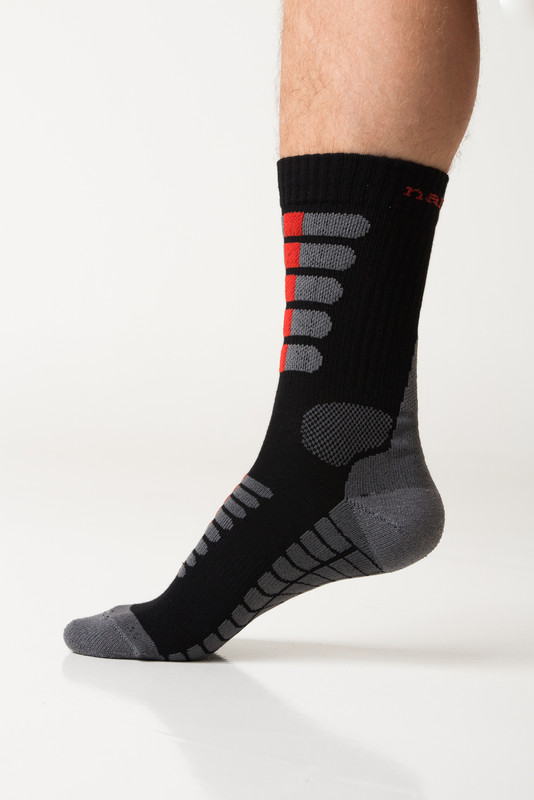 Letní trekingové ponožky se stříbrem. Trekingové ponožky na hory 6211f21b6c