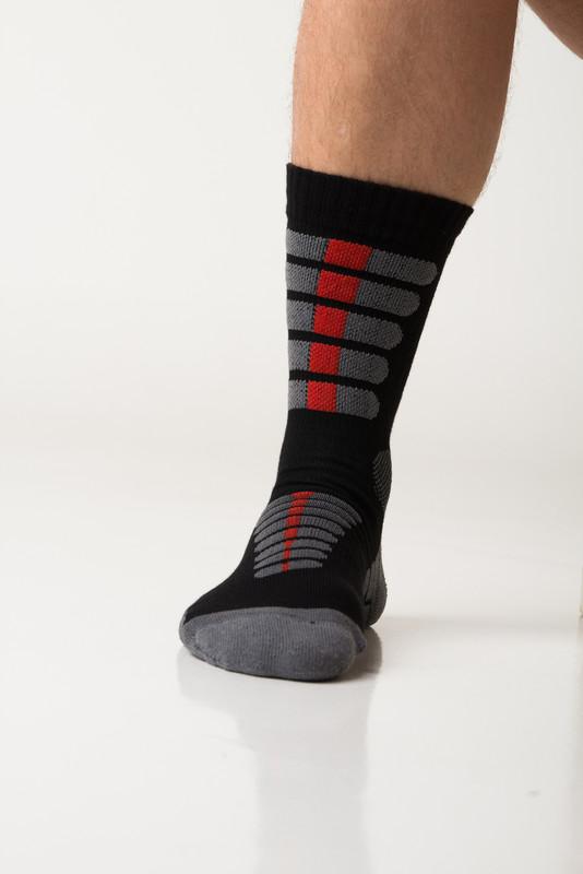 Ponožky se stříbrem. Ukázka ponožek pro treking 4d334b0374