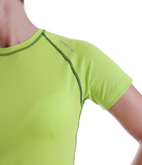 1828e33f75e Dámské funkční sportovní triko s prošitím + Coolmax