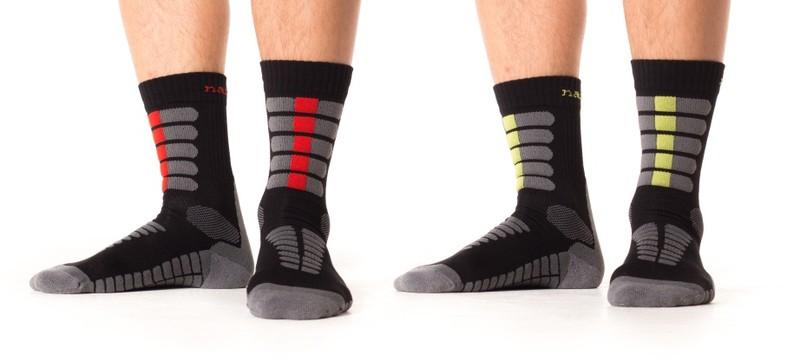 Ponožky obsahujé tzv. Coolmax pro dobrý odvod vlhkosti 181f2f5c10
