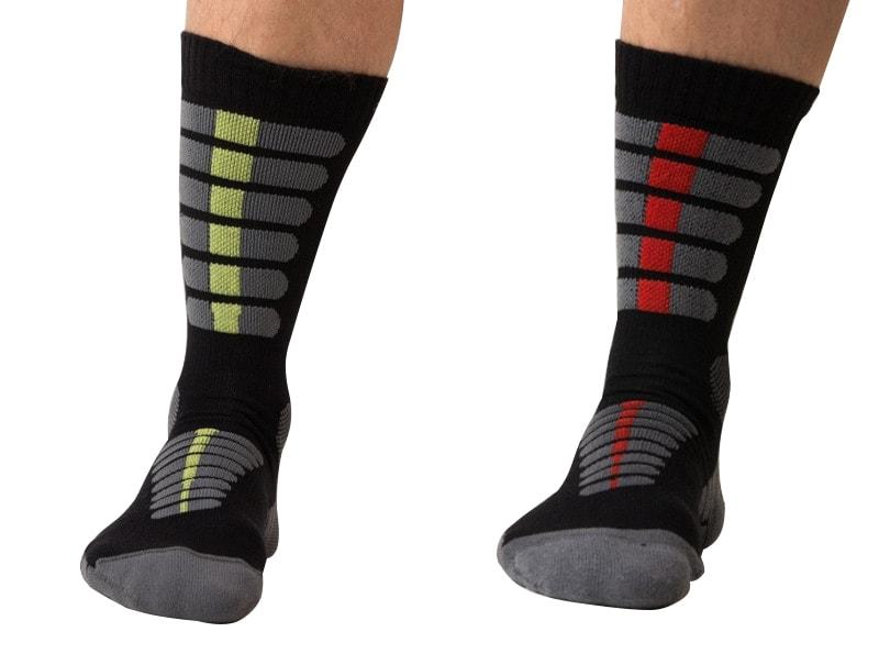 Letní trekingové ponožky se stříbrem  aff31613c5