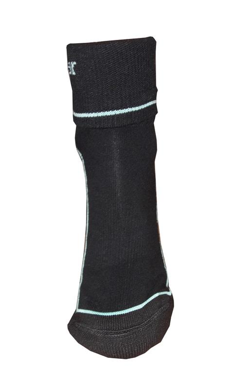 6fa7c1c4782 Sportovní ohrnovací ponožky se stříbrem nanosilver