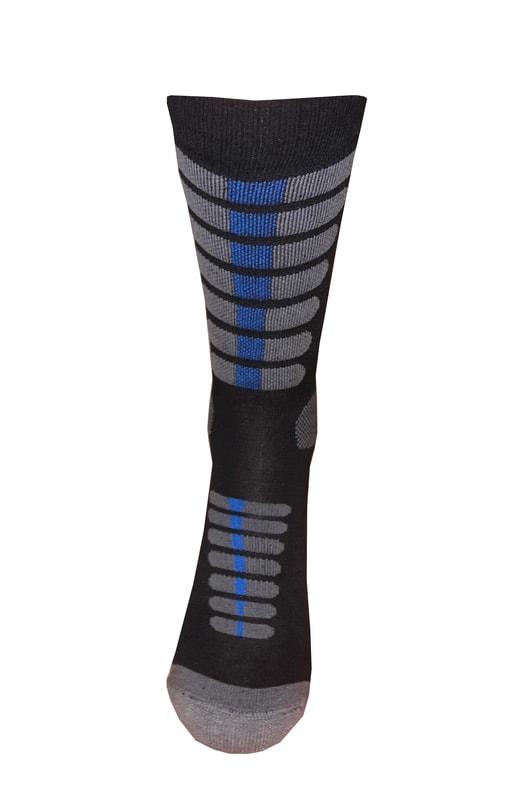 4eb0579b7b9 SPECIÁLNÍ VYSOKÉ ponožky se stříbrem nanosilver