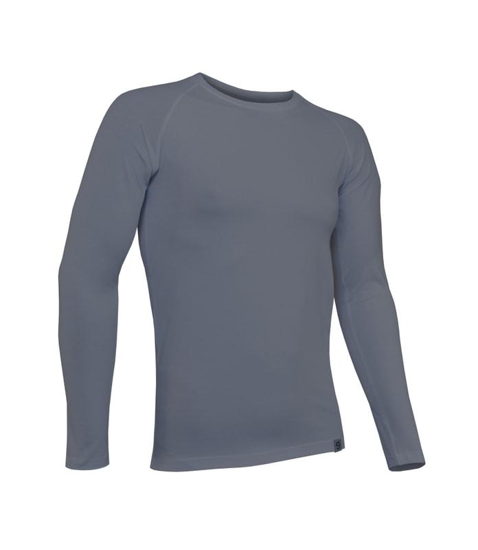 Pánské triko nanosilver dlouhý rukáv  80ff120147